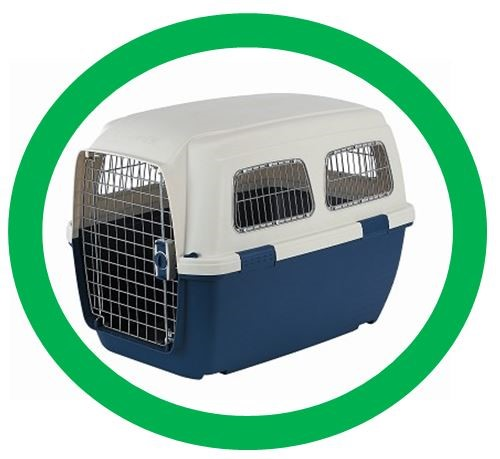Accepted animal cage